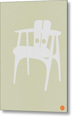 Eames Chair Metal Prints