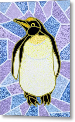 Penguin Metal Prints