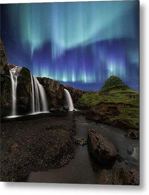 Iceland Metal Prints