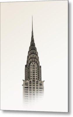Chrysler Building Metal Prints