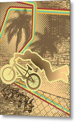 Pedal Metal Prints