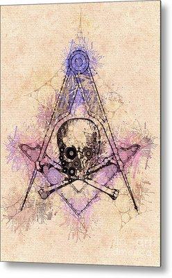 Masonic Metal Prints