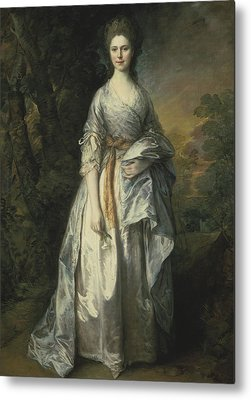 Thomas Gainsborough Metal Prints