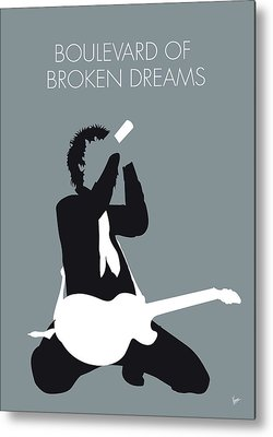 Green Day Metal Prints