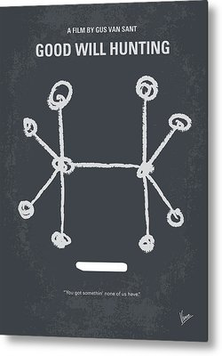 Ben Affleck Metal Prints