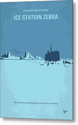 North Pole Metal Prints