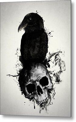 Skulls Metal Prints