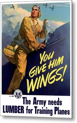 Designs Similar to You Give Him Wings - Ww2