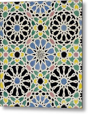 Mosaic Metal Prints