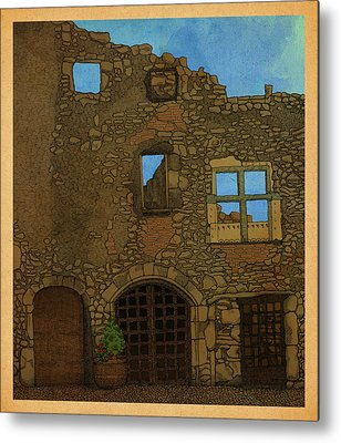 Alsace Metal Prints