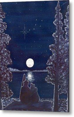 Constellation Paintings Metal Prints