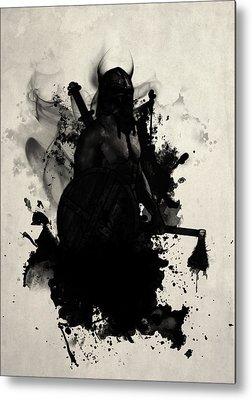 Vikings Metal Prints