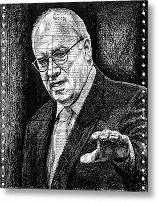 Dick Cheney Metal Prints