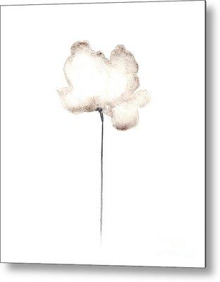 Poppies Paintings Metal Prints