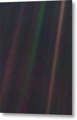 Satellite Image Metal Prints