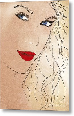 Taylor Swift Metal Prints