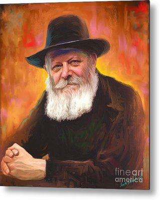 Jew Metal Prints
