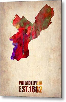 Philadelphia Metal Prints