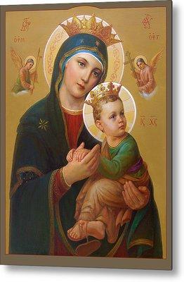 Rosary Digital Art Metal Prints