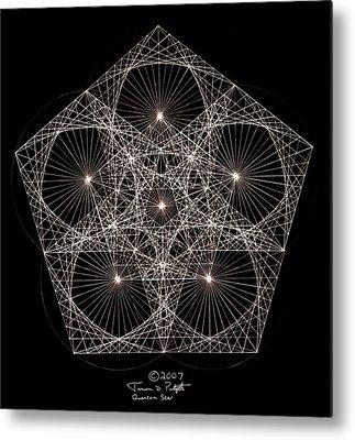 Rectangles Metal Prints