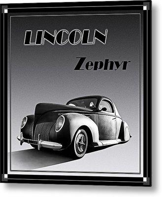 Custom Hotrod Metal Prints
