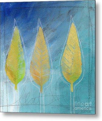Peace Paintings Metal Prints