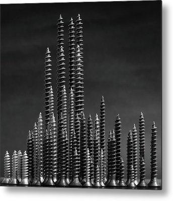 Abstract Still Life Metal Prints