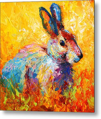 Rabbit Metal Prints