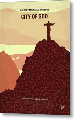 God Of War Metal Prints