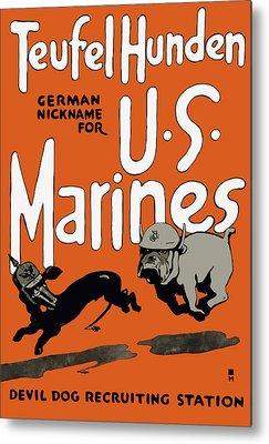 World War 1 Metal Prints