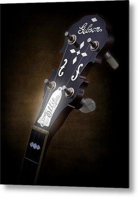 Stringed Instrument Metal Prints