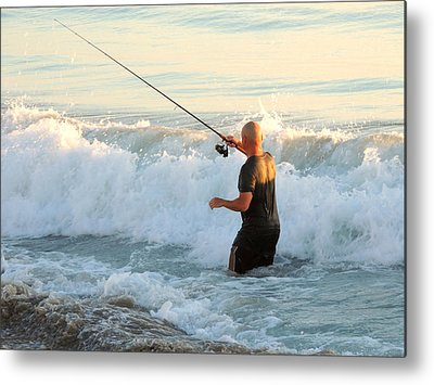 South Hutchinson Island Metal Prints