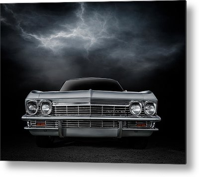 Chevy Ss Metal Prints