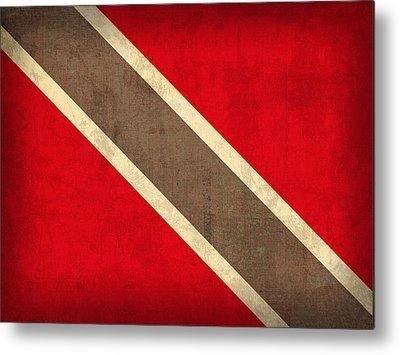 Trinidad And Tobago Metal Prints