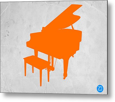 Piano Player Photographs Metal Prints