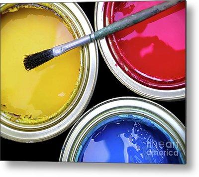 Vivid Colors Metal Prints