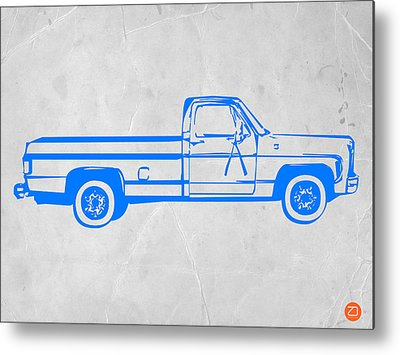 Chevy Truck Metal Prints