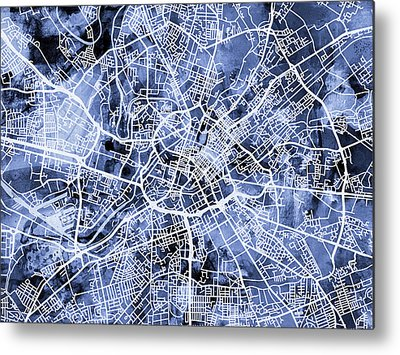 Greater Manchester Metal Prints