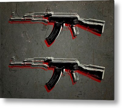 Gun Metal Prints