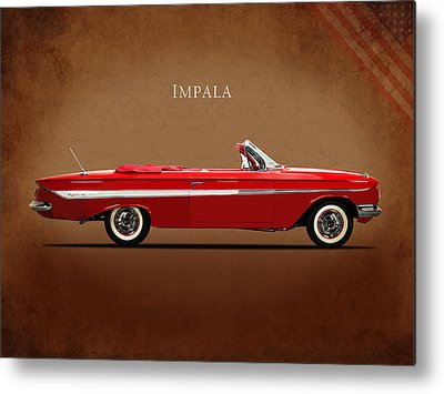 Chevrolet Impala Metal Prints