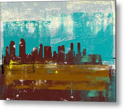 Designs Similar to San Diego Abstract Skyline II