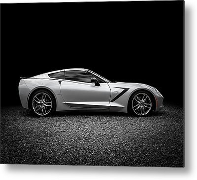 Corvette Metal Prints