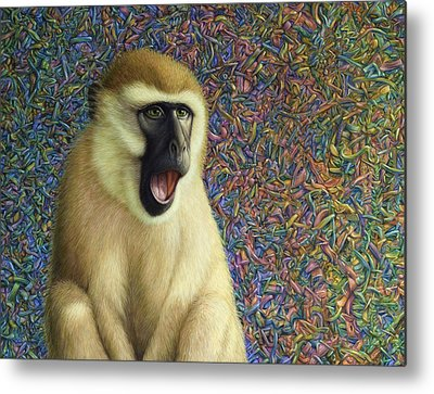 Monkey Metal Prints