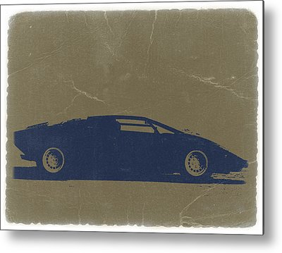 Lamborghini Metal Prints