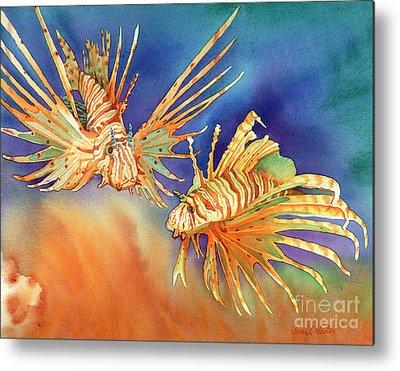 Fish Metal Prints