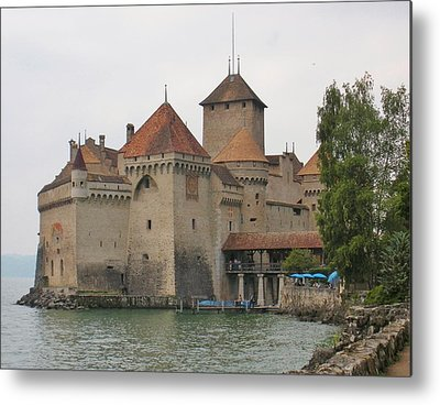 Lake Geneva Metal Prints