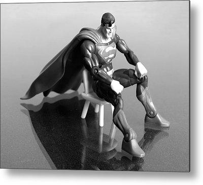 Superhero Metal Prints