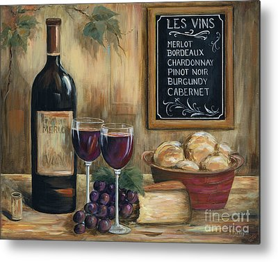 Pinot Noir Metal Prints
