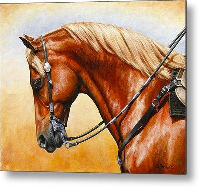 Pleasure Horse Metal Prints