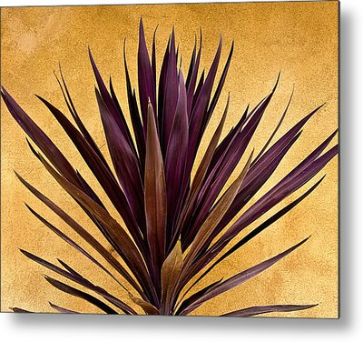 Cactus Digital Art Metal Prints